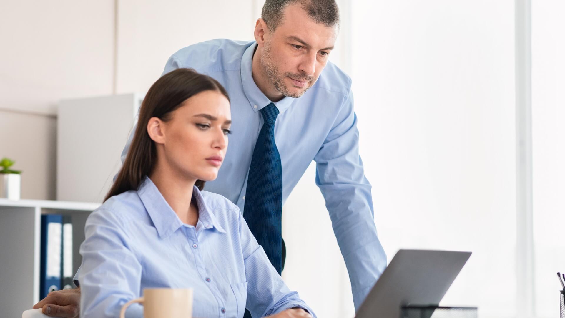 אפליה במקום העבודה