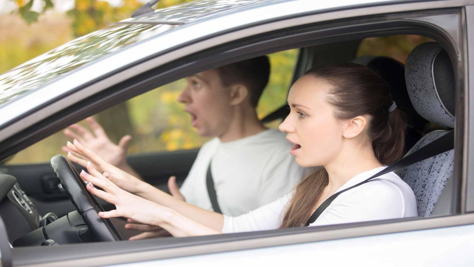 פסילת רישיון נהיגה בעקבות תאונה